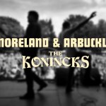Moreland & Arbuckle The Konincks live concert photo logo