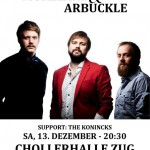 The Konincks Moreland & Arbuckle Flyer Live Concert Switzerland Zug Chollerhalle Blues Rock
