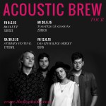 Acoustic Brew Unplugged Tour